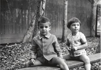 Иван Ургант в детстве