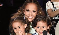 Дженнифер Лопес хочет еще четверых детей