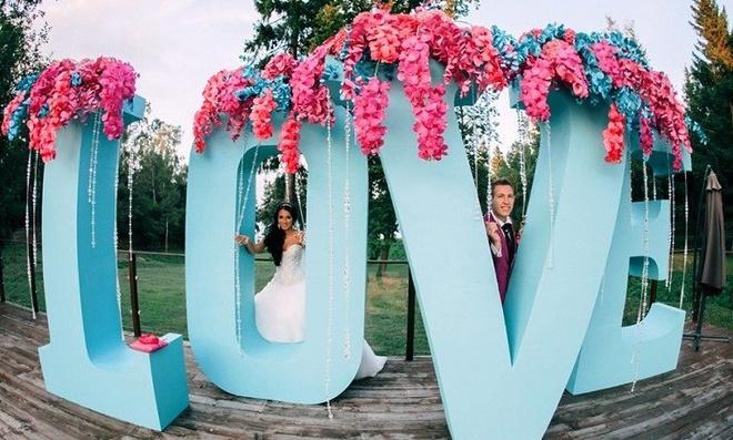 Аксессуары для оформления свадьбы