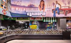 На Украине открылся супермаркет в стиле игры GTA