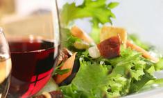 Средиземноморская кухня: польза в вине