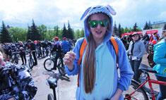 50 костюмов, 65 ярких фото и 6300 велосипедистов