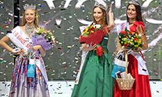 16-летняя самарчанка Анастасия Волова попала в десятку финалисток «Мисс Волга – 2015»
