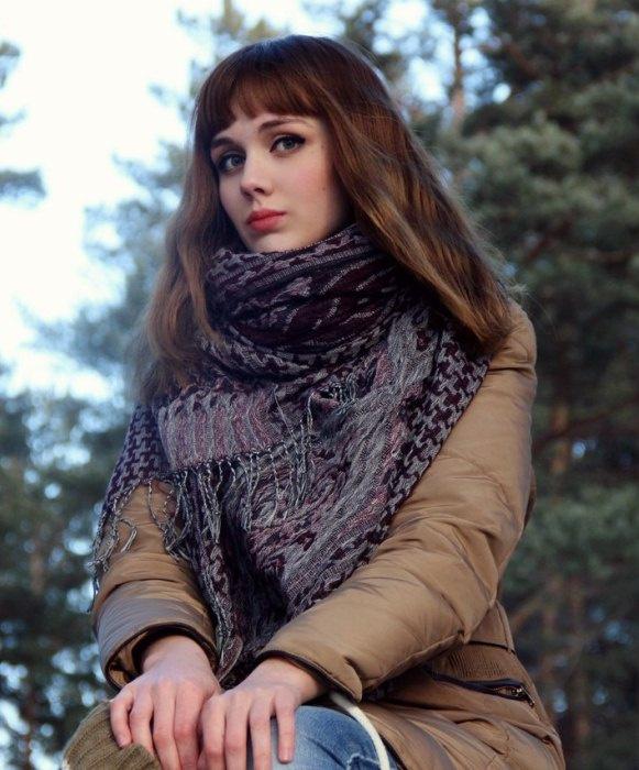 Самые красивые студентки Красноярска