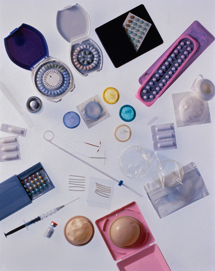 фото противозачаточные таблетки
