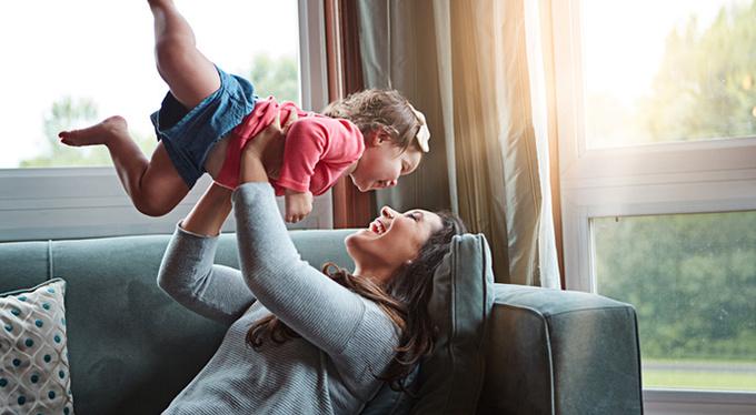 Мать и ребенок: необходимо взрослеть вместе