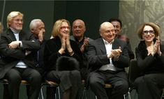 В Москве вручили премию «Триумф»