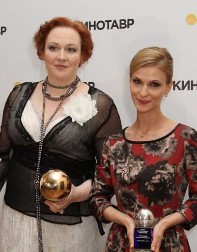 Юлия Ауг и Светлана Иванова