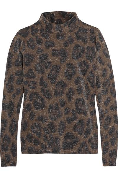 Звездный тренд: леопардовый принт | галерея [1] фото [1]