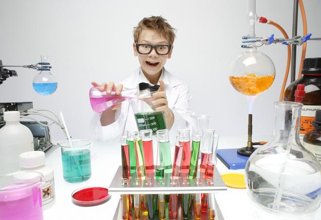 Научные опыты дома с детьми