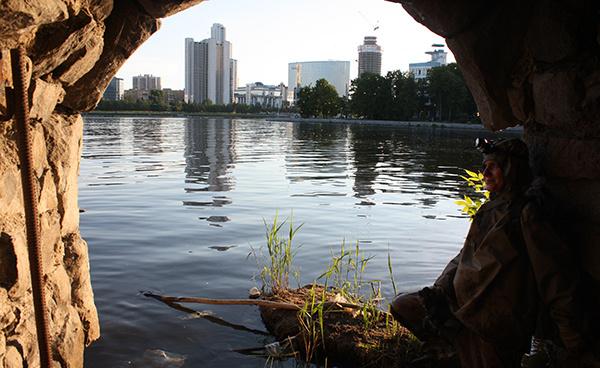 Екатеринбург, природные явления