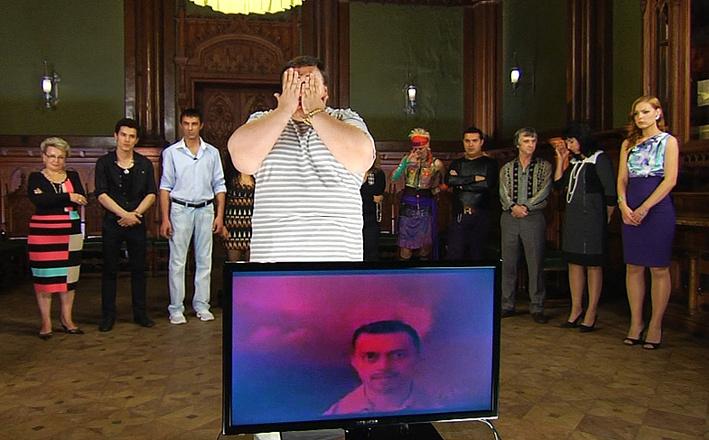 "Данис Глинштейн, шоу ""Битва экстрасенсов"", фото"