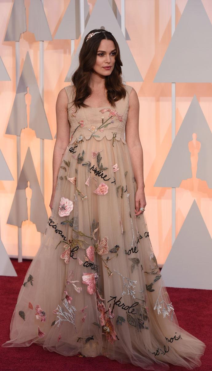 Церемония вручения 87-ой кинопремии Оскар-2015 в Лос-Анджелесе