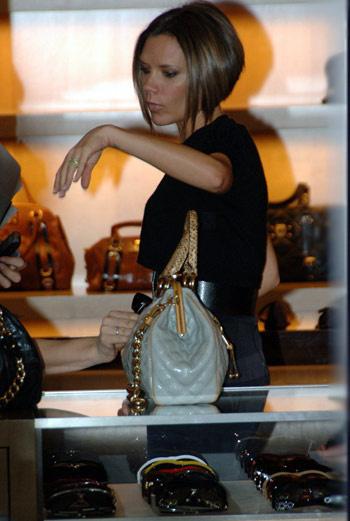 Виктория обожает шопинг и за один раз тратит до $40 тысяч