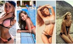 Королевы пляжа: 18 прекрасных девушек Оренбурга в бикини