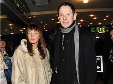Даниил Спиваковский с супругой Светланой