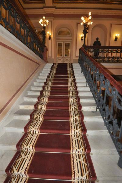 БДТ, парадная лестница