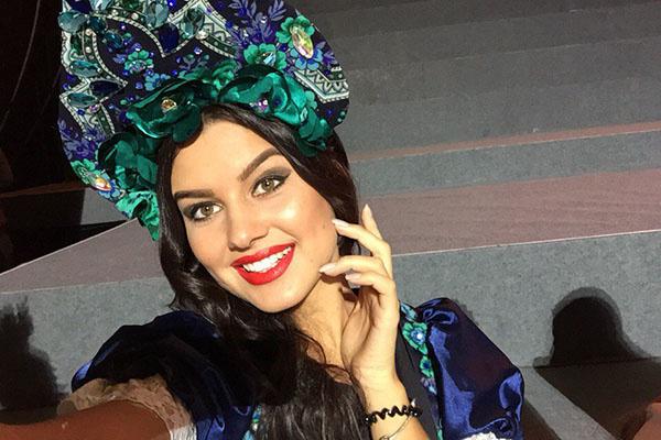 Конкурс красоты: модель из Ульяновска Регина Миначева готовится к кастингу на «Мисс Россия-2016»