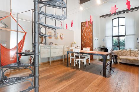 Топ-10: дизайнерские квартиры в Милане | галерея [4] фото [9]