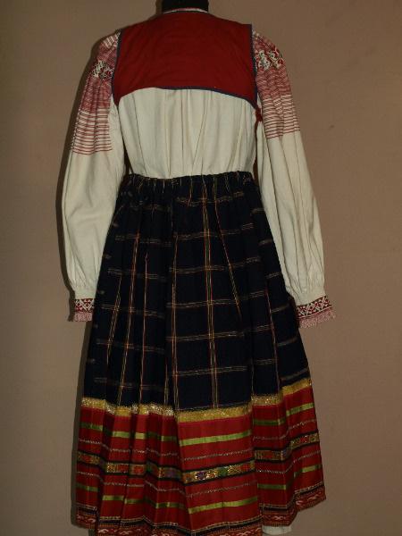 Национальный костюм: Тульская область фото