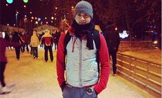 Сергей Лазарев: «Очень понравилось на катке, только очереди в кассы»