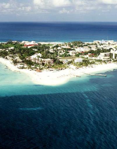 Playa Norte, Isla Mujeres - Плайя Норте, остров Женщин
