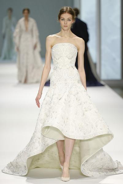 Лучшие свадебные платья из кутюрных коллекций | галерея [6] фото [2]