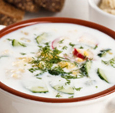 Топ-5: самые вкусные холодные супы