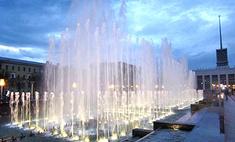 Осенней грусти пост: в Петербурге отключают фонтаны