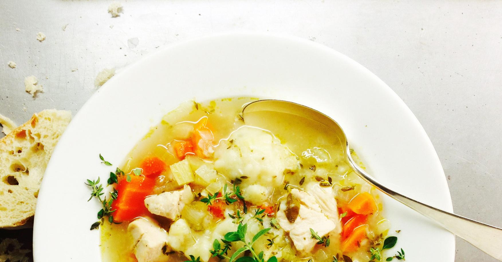 Суп с картошкой и мясом и вермишелью рецепт пошагово