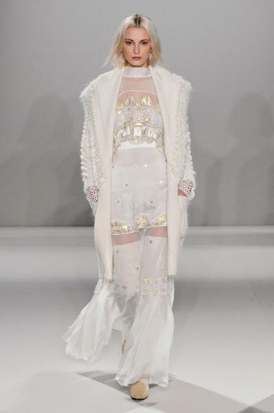 Неделя моды в Лондоне: 22 февраля   галерея [2] фото [4]