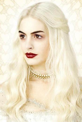 Белая Королева Энн Хэтэуэй