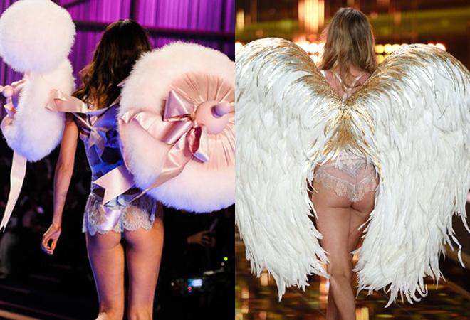 Модели Victoria's Secret почти голые, фото