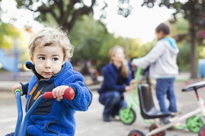 В Петербурге мальчика-инвалида выгнали из парка аттракционов