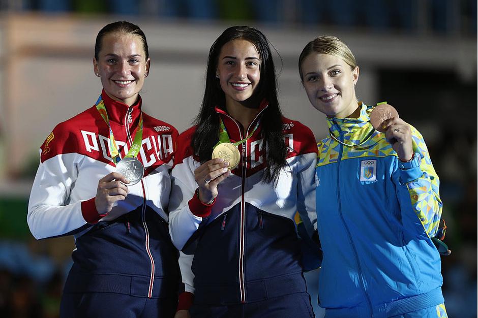 Студентка Смоленской физакадемии принесла олимпийской сборной Российской Федерации «золото»