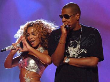 Бейонсе Ноулз и Jay-Z часто выступают вместе.
