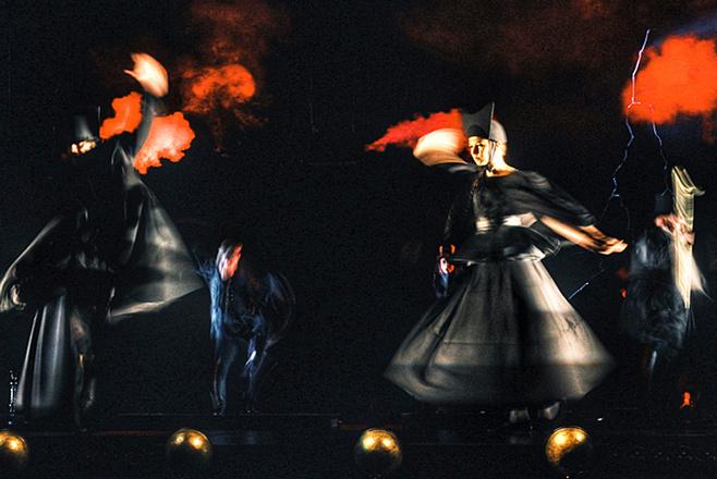 Спектакль Гроза в БДТ им. Г. А. Товстоногова: фото