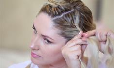 Видеоурок: летняя прическа с косами