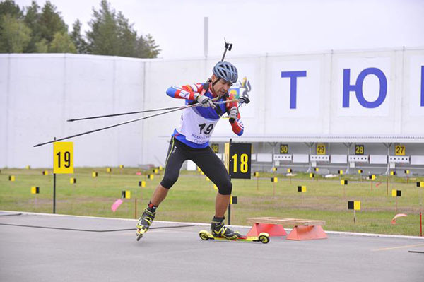биатлон Чемпионат мира