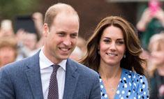Мужчина упал в обморок, увидев Кейт Миддлтон и принца Уильяма