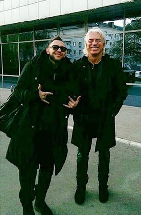 Рома Зверь, группа «Звери», концерт группы «Звери» в Ростове-на-Дону, фото