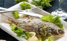 Рыба в духовке: вкусные предложения