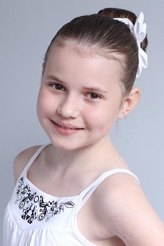 Анастасия Павлова, «Топ модель по-детски-2016», фото