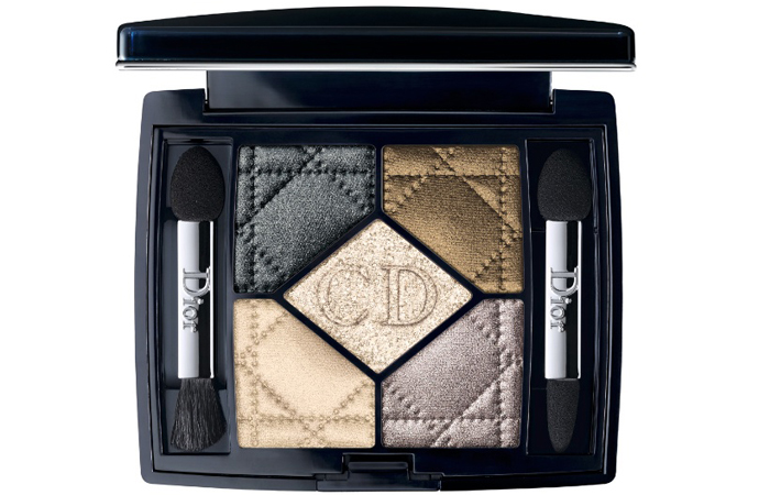 Тени Dior 5 Couleurs в оттенке 046 Golden Reflection