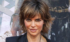 51-летняя Лиза Ринна: возраст бикини не помеха!