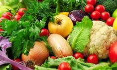 О пользе красных овощей