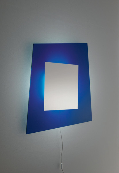 Зеркало Rainbow. Производитель: Glas Italia. Дизайн: Нанда Виго (Nanda Vigo). Материал: стекло.