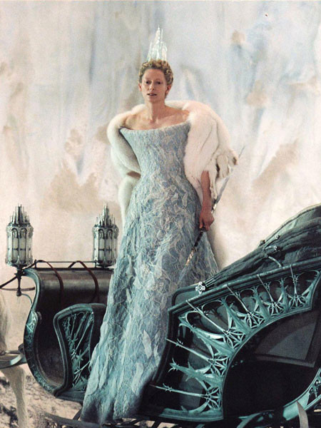 Тильда Суинтон, Хроники Нарнии: Лев, колдунья и волшебный шкаф