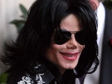 Одна из последних фотографий Майкла Джексона, 5 марта 2009 года
