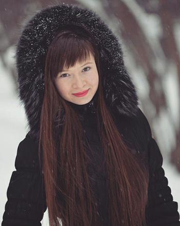 Айсылу Нуриахметова, «Юная топ-модель Екатеринбурга-2016», фото